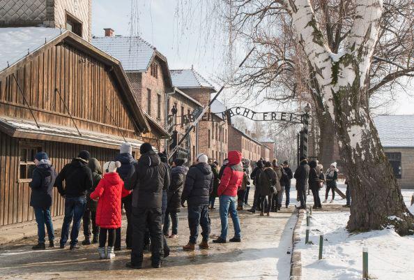 Auschwitz Birkenau krakow - Okrucieństwo w Oświęcimiu