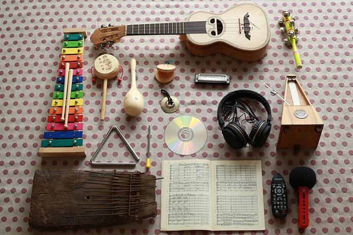 Pierwszy instrument dla dziecka