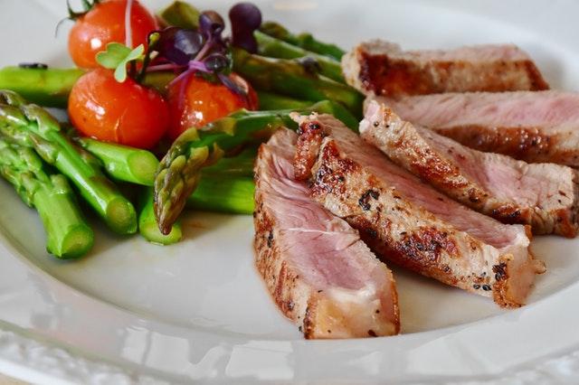 soczyste mięso
